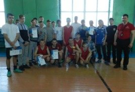 Муниципальный  этап  соревнований  ШСЛ   по  мини-футболу
